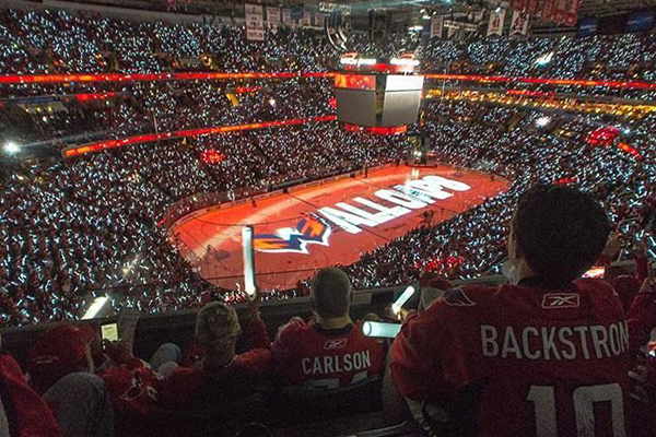 @_jmbphotography - Washington Capitals Stanley Cup pregame at Capital One Arena - Washington Capitals hockey