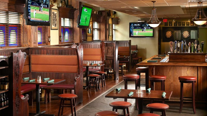 Irish Channel Pub at the Fairfield Inn and Suites by Marriott Washington, DC Downtown