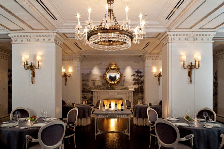Plume - Michelin-Starred Restaurant in the Jefferson Hotel - Washington, DC