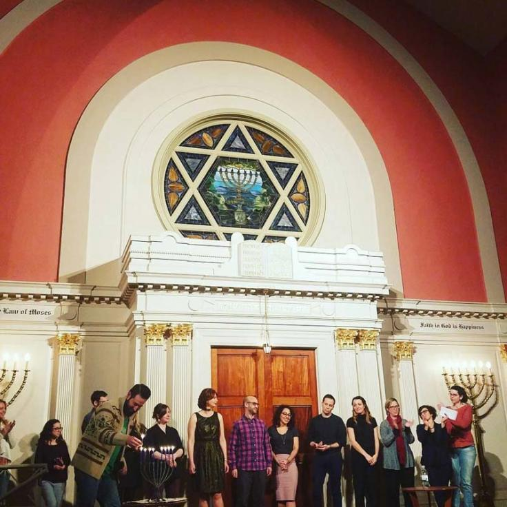 @mangotomato - Event at Sixth and I Historic Synagogue - Things to do in DC's Mount Vernon Square neighborhood