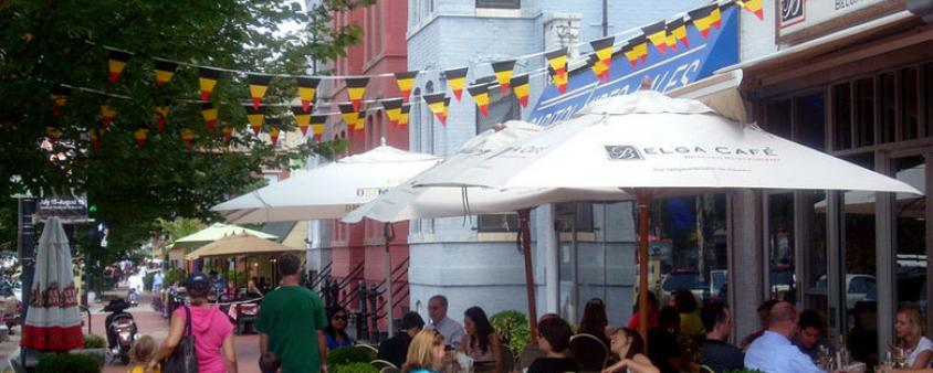 Places to Eat on Capitol Hill & Barracks Row - Washington, DC
