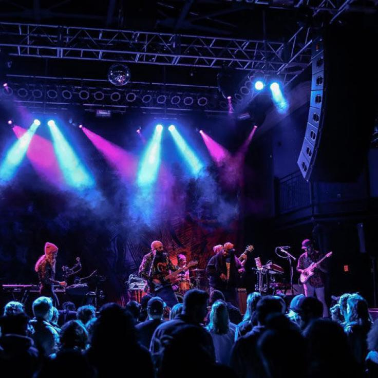 @bandoftomorrow - Concert at the historic 9:30 Club - Concert venues in Washington, DC -