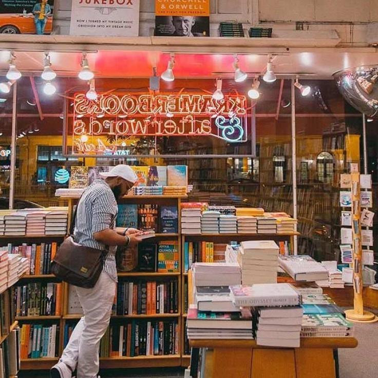 @kramerbooks - Kramerbooks and Afterwords Cafe in Dupont Circle - Independent bookstore and restaurant in Washington, DC