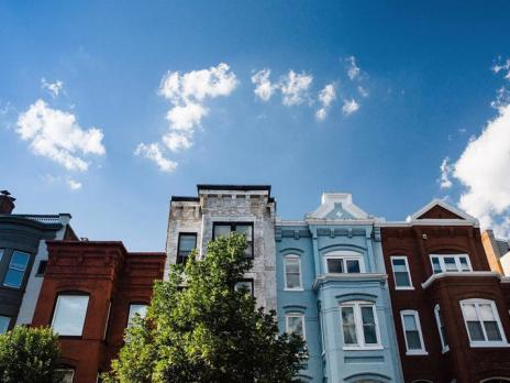 @peterhershey - Rowhouses on U Street - Neighborhoods in Washington, DC